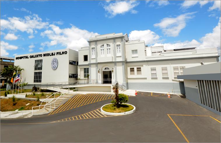 HOSPITAL CALIXTO MIDLEJ FILHO – Santa Casa de Misericórdia de Itabuna